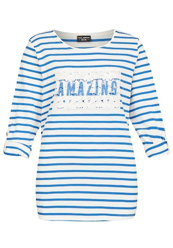"VIA APPIA DUE Süßes Shirt ""Amazing"" kaufen"