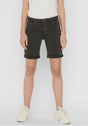 Vero Moda Shorts »VMHONNISEVEN LONG FOLD SHORTS« kaufen