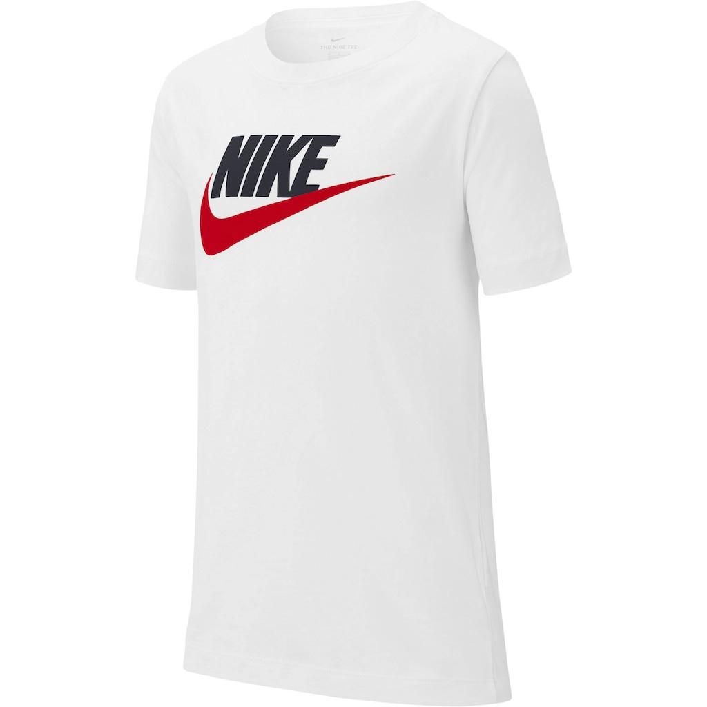 Nike Sportswear T-Shirt »BOYS NIKE SPORTSWEAR TEE FUTURA ICON«