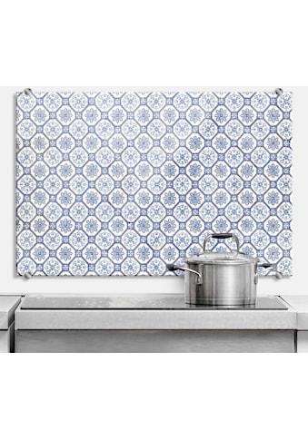 Wall-Art Küchenrückwand »Spritzschutz Holland Kacheln« kaufen