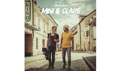 Musik-CD »Gestatten,Mini & Claus / Mini & Claus« kaufen