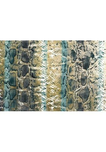 Leonique Acrylglasbild »Schuppenmuster« kaufen