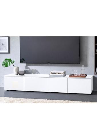 SPECTRAL Lowboard »Select«, wahlweise mit TV-Halterung, Breite 200 cm kaufen