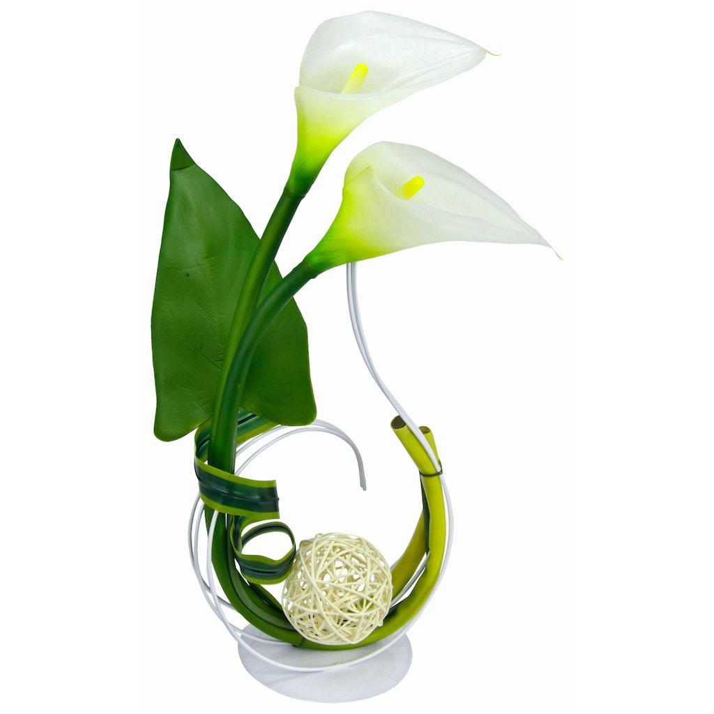 I.GE.A. Kunstpflanze »Calla«