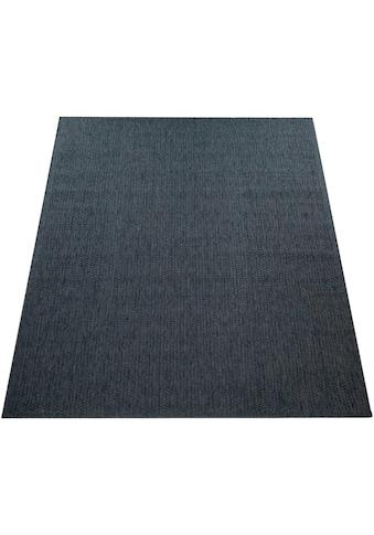 Teppich, »Timber 125«, Paco Home, rechteckig, Höhe 7 mm, maschinell gewebt kaufen