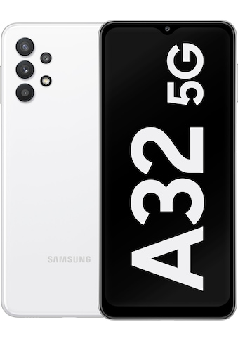 """Samsung Smartphone »Galaxy A32 5G«, (16,55 cm/6,5 """", 128 GB Speicherplatz, 48 MP... kaufen"""