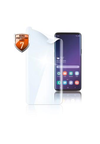 """Hama Displayschutzfolie »Folie """"Full Screen Curved""""«, für Samsung Galaxy S20 (5G), für... kaufen"""