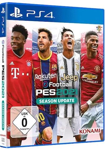 Konami Spiel »PES 2021«, PlayStation 4 kaufen