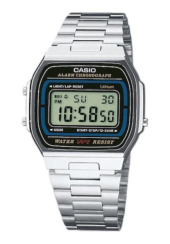CASIO VINTAGE Chronograph »A164WA-1VES« kaufen