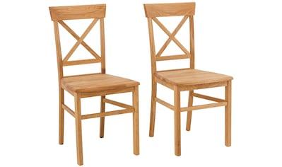 andas Holzstuhl »Tatra«, im 2er, 4er oder 6er-Set kaufen