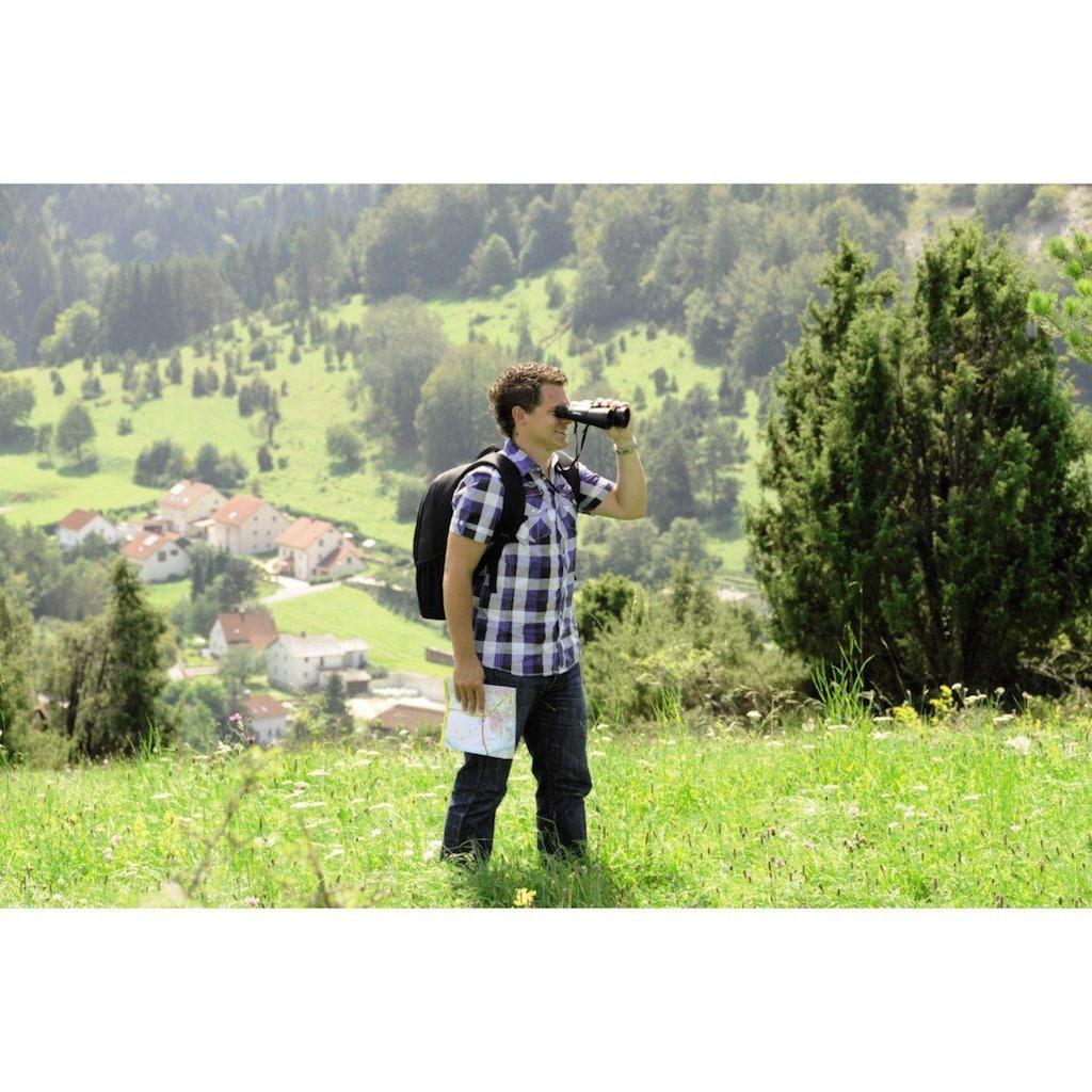 """Hama Kompaktes Fernglas für scharfe Weitsicht """"Optec"""", 10x5"""