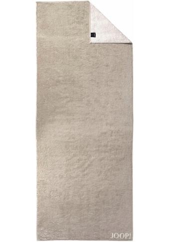 Joop! Saunatuch »Doubleface«, (1 St.), mit JOOP! Schriftzug kaufen