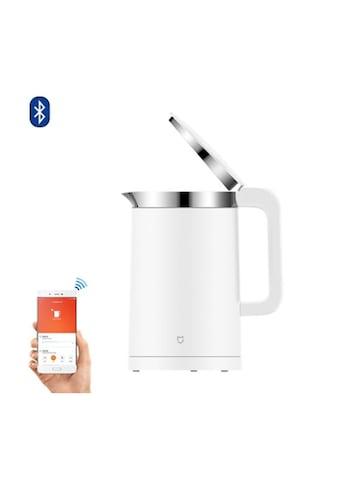Xiaomi smarter Wasserkocher, 1,5l, per App steuerbar »Mi Smart Kettle« kaufen