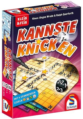 Schmidt Spiele Spiel »Kannste knicken«, Made in Germany kaufen