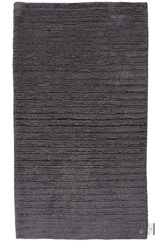 TOM TAILOR Badematte »Cotton Stripes«, Höhe 20 mm, rutschhemmend beschichtet,... kaufen