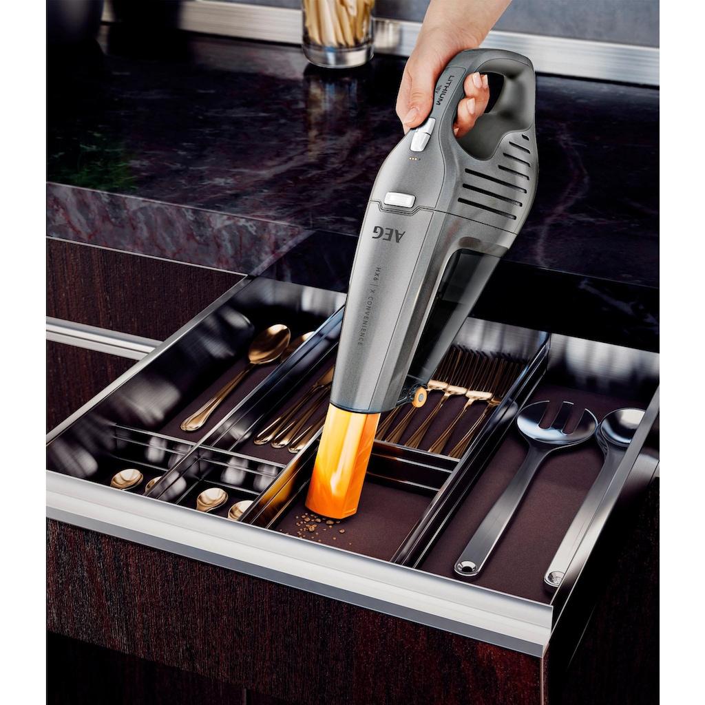 AEG Akku-Handstaubsauger »HX6-35TM«