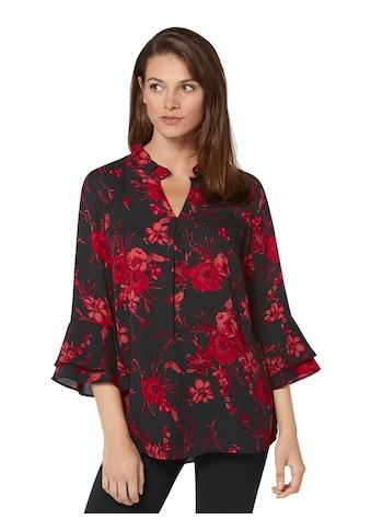 Alessa W. Bluse mit Blütendruck kaufen