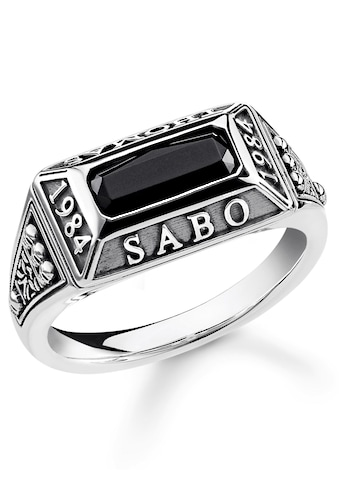 THOMAS SABO Silberring »College Ring, TR2243-698-11-48, 50, 52, 54, 56, 58, 60, 62«,... kaufen
