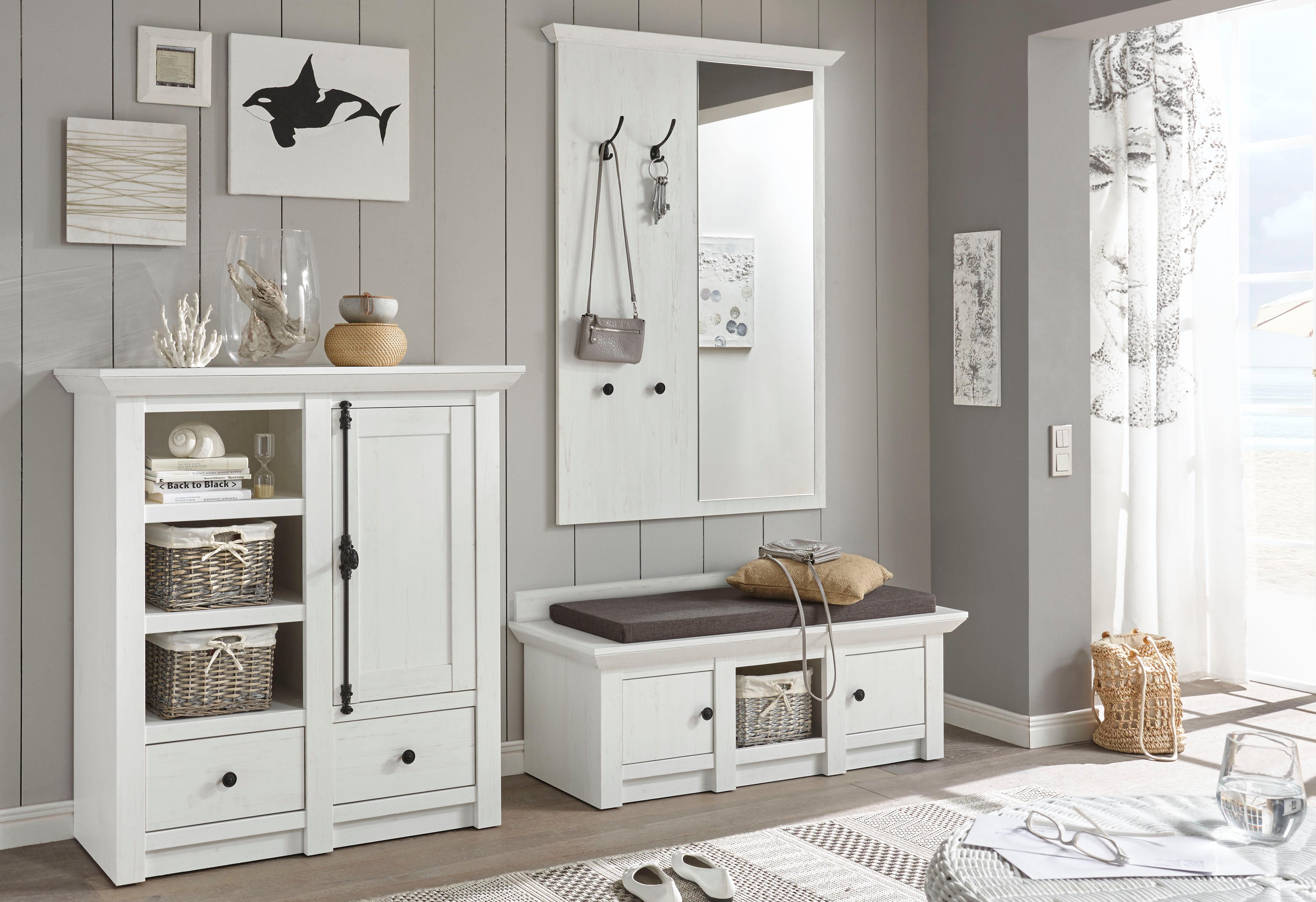 garderobe paneel preisvergleich die besten angebote. Black Bedroom Furniture Sets. Home Design Ideas