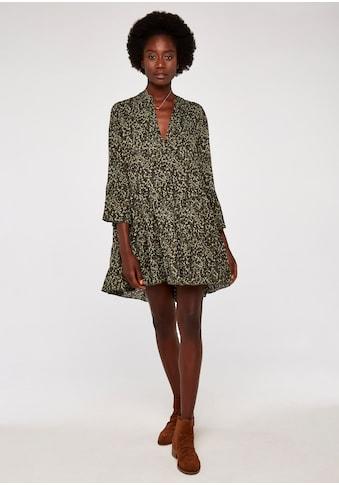 Apricot Druckkleid »Camo Look Print Tiered Dress« kaufen