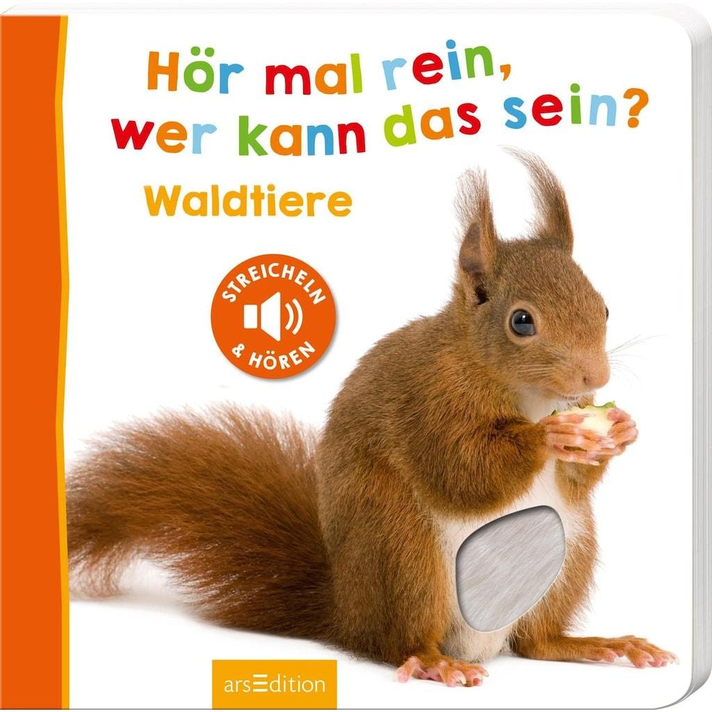 Buch »Hör mal rein, wer kann das sein? - Waldtiere / DIVERSE«