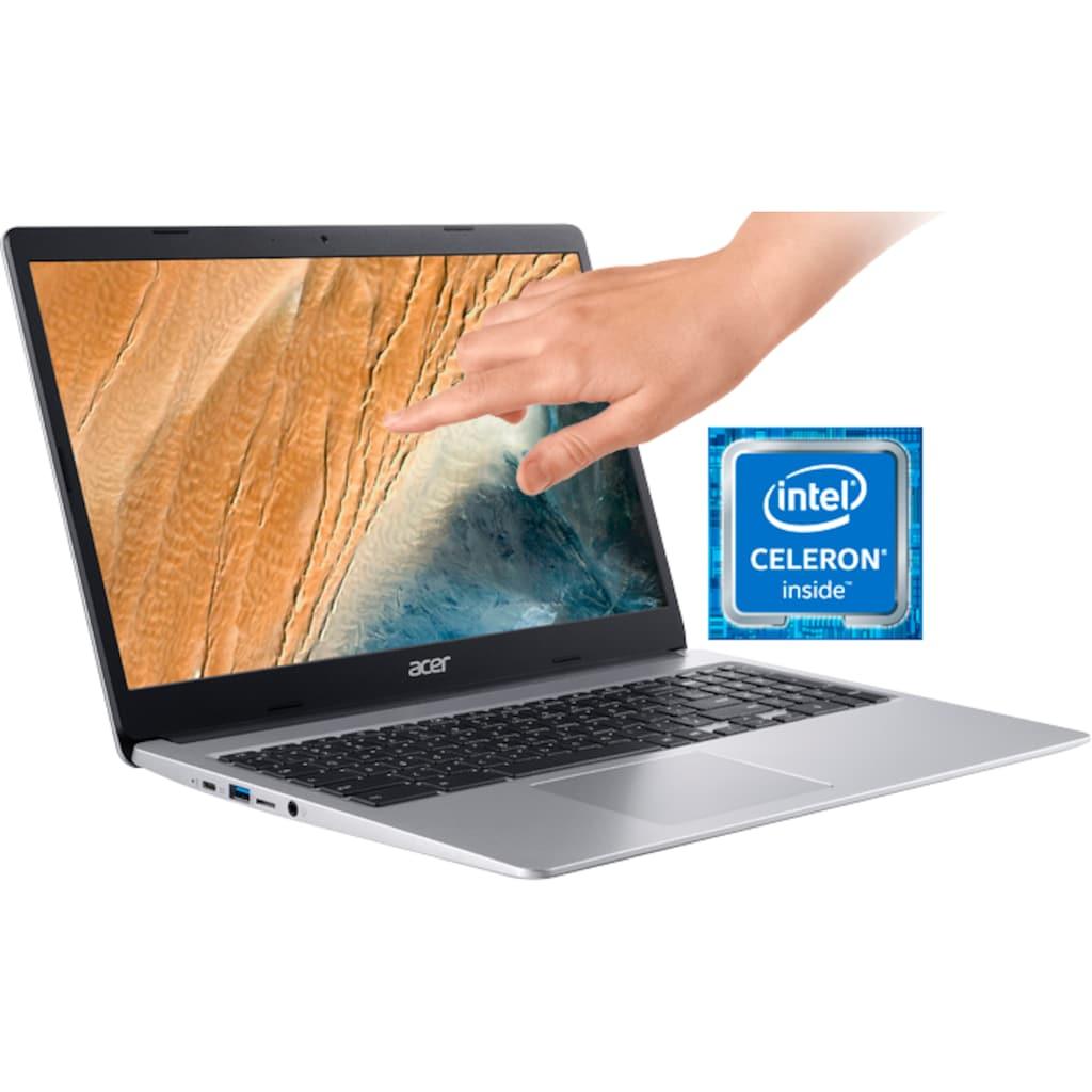 "Acer Notebook »Chromebook 315 CB315-3HT-C4GR«, (39,62 cm/15,6 "" Intel Celeron UHD Graphics 600\r\n 64 GB SSD)"