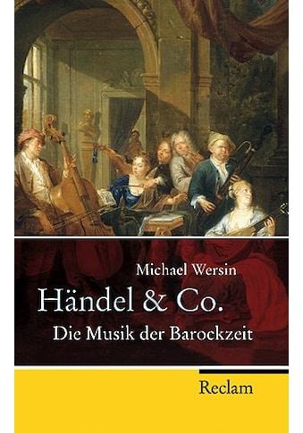 Buch »Händel & Co. / Michael Wersin« kaufen