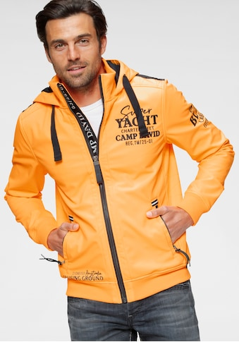 CAMP DAVID Softshelljacke kaufen