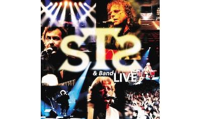 Musik-CD »LIVE / STS« kaufen