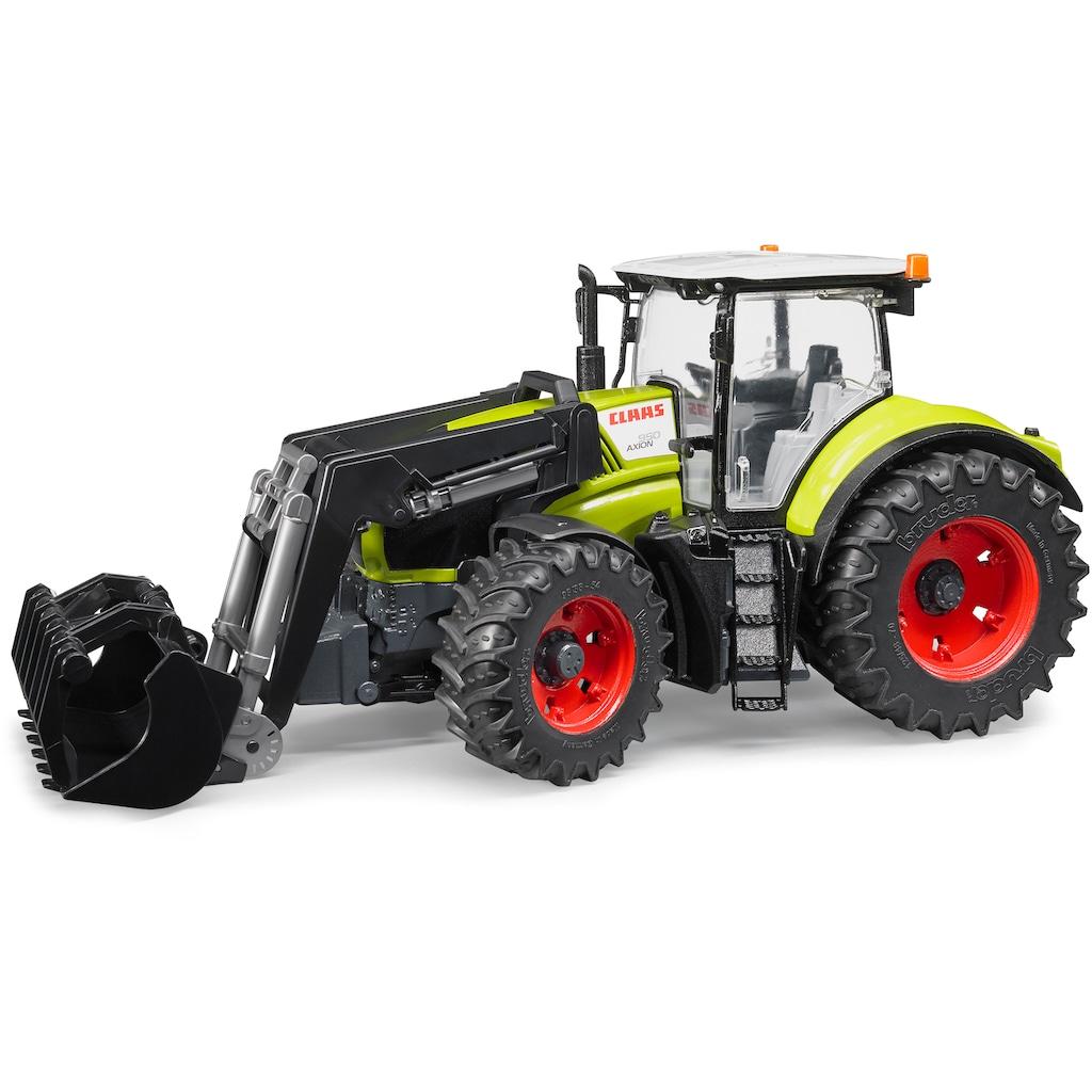 Bruder® Spielzeug-Traktor »Claas Axion 950 F mit Frontlader, Maßstab 1:16«, Made in Europe