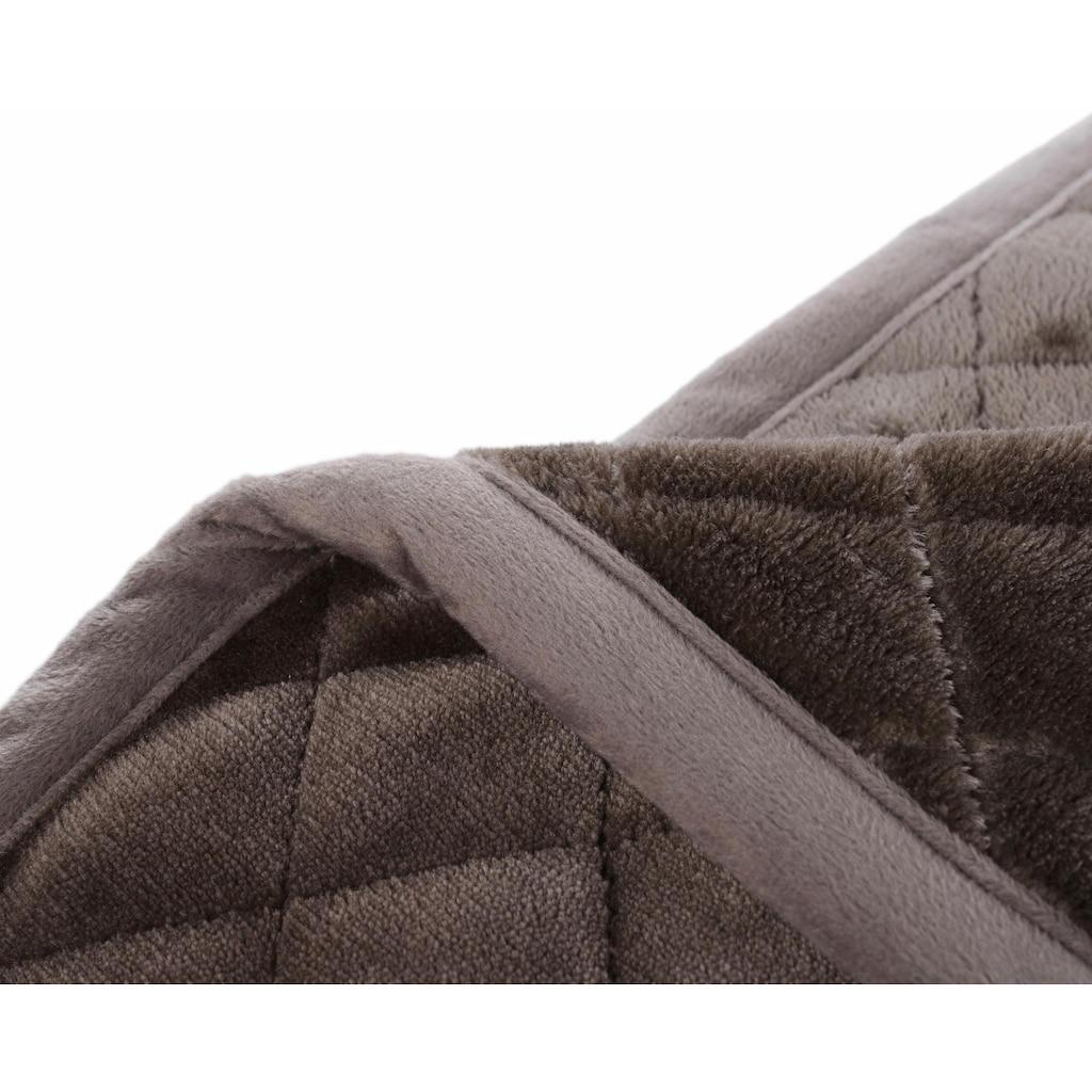 Gözze Wohndecke »Susi«, mit Steppung