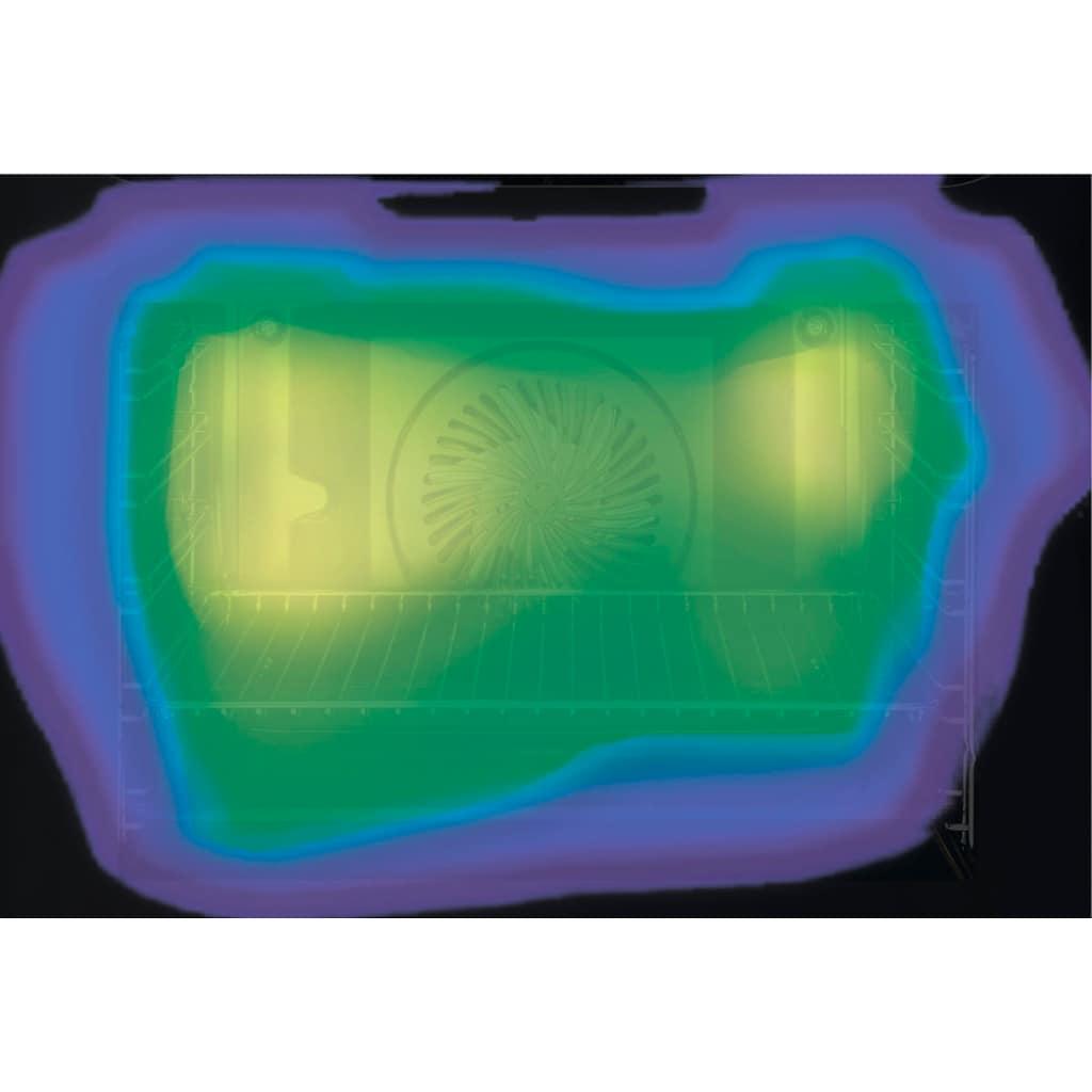 AEG Elektro-Herd-Set »EES33101ZM 949 723 469«, EES33101ZM 949 723 469, mit Backauszug