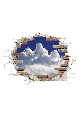 KOMAR Packung: Wandtattoo »Break Out Clouds«, 1 - teilig kaufen