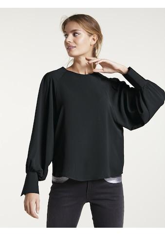 Bluse mit weitem Ärmel kaufen