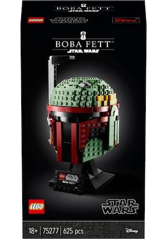 LEGO® Konstruktionsspielsteine »Boba Fett™ Helm (75277), LEGO® Star Wars™«, (625 St.),... kaufen