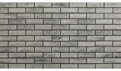 ELASTOLITH Verblender »Nebraska«, grau, für Außen- und Innenbereich, 1 m² kaufen