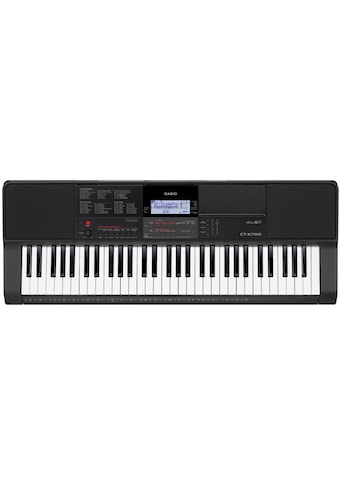 CASIO Keyboard »CT-X700C7«, AiX-Klangerzeung kaufen