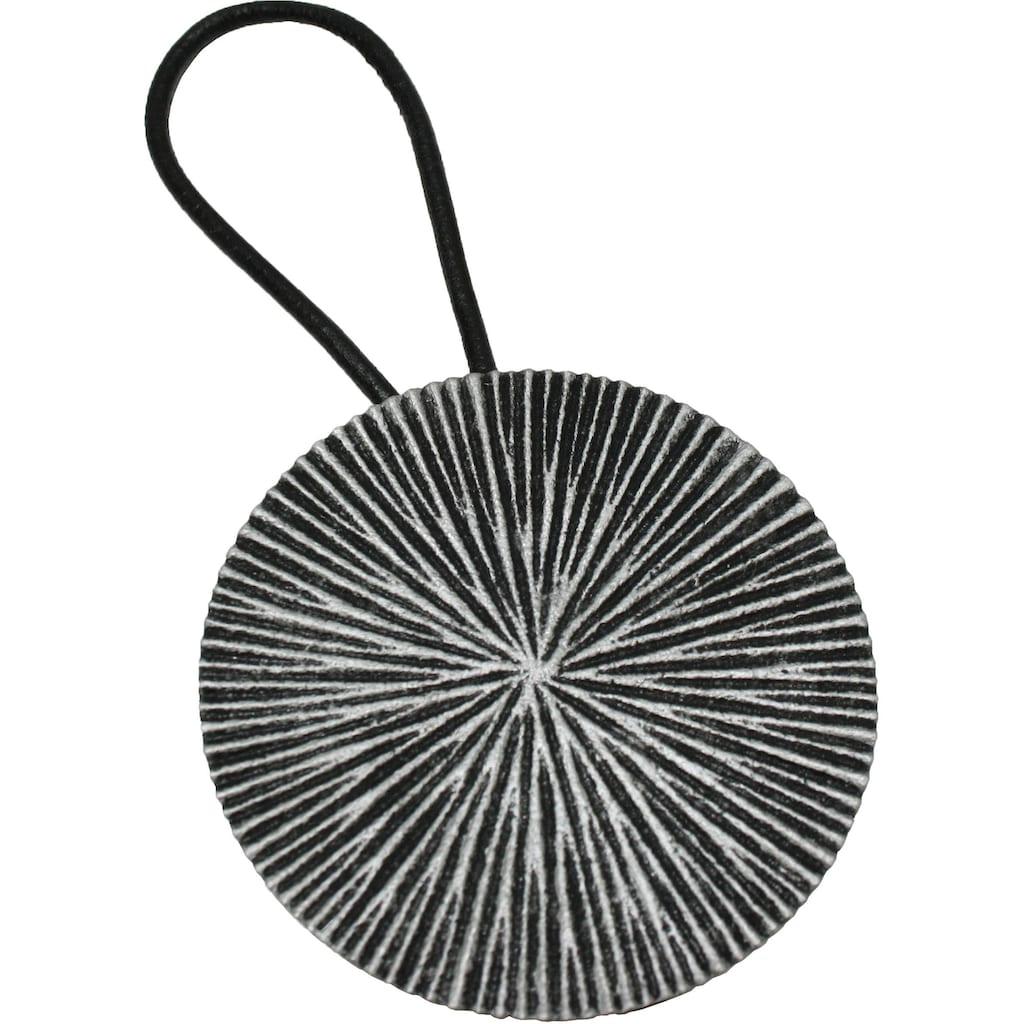 GARDINIA Raffhaken »Raffband Kreis mit Magnet«