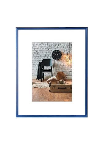 Hama Kunststoffrahmen Sevilla, Blau, Polystyrol, 29,7 x 42 cm »DIN A3« kaufen
