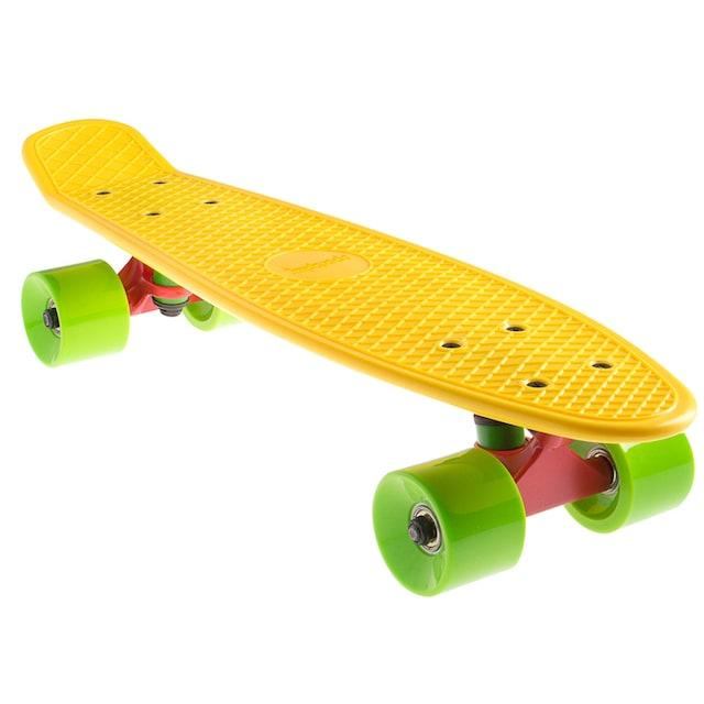 SportPlus Miniskateboard »Yellow SP-SB-305«