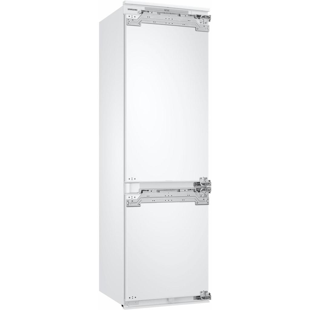 Samsung Einbaukühlgefrierkombination, Elektronische Temperaturtsteuerung