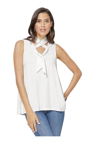 Creation L Shirttop mit wunderschöner Ausschnittlösung kaufen