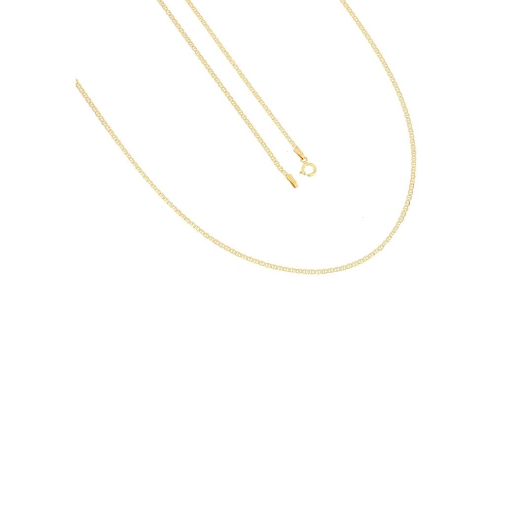 Firetti Kette ohne Anhänger »Stegpanzerkettengliederung, 1,4 mm, 6-fach diamantiert«