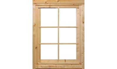 WOLFF FINNHAUS Fenster »Helena 28«, BxH: 77x99 cm kaufen