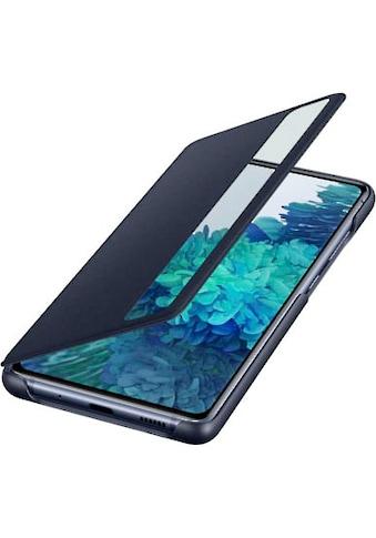 Samsung Smartphone-Hülle »Clear View Cover EF-ZG780 für das Galaxy S20 FE«, Smartphones kaufen