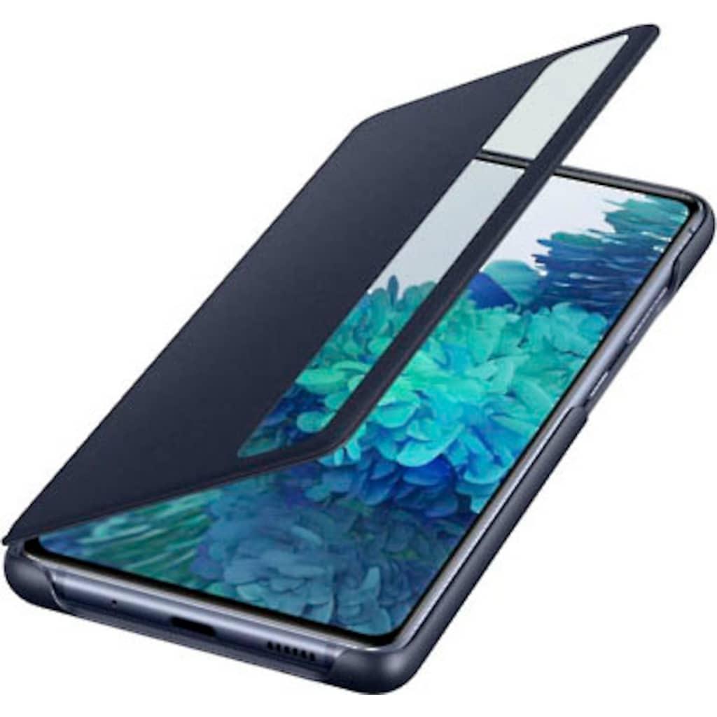Samsung Smartphone-Hülle »Clear View Cover EF-ZG780 für das Galaxy S20 FE«, Smartphones