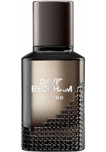 DAVID BECKHAM Eau de Toilette »Beyond« kaufen