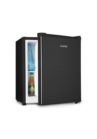 Klarstein Mini - Kühlschrank mit Gefrierfach A++ 46 Liter 41dB schwarz »Snoopy Eco« kaufen