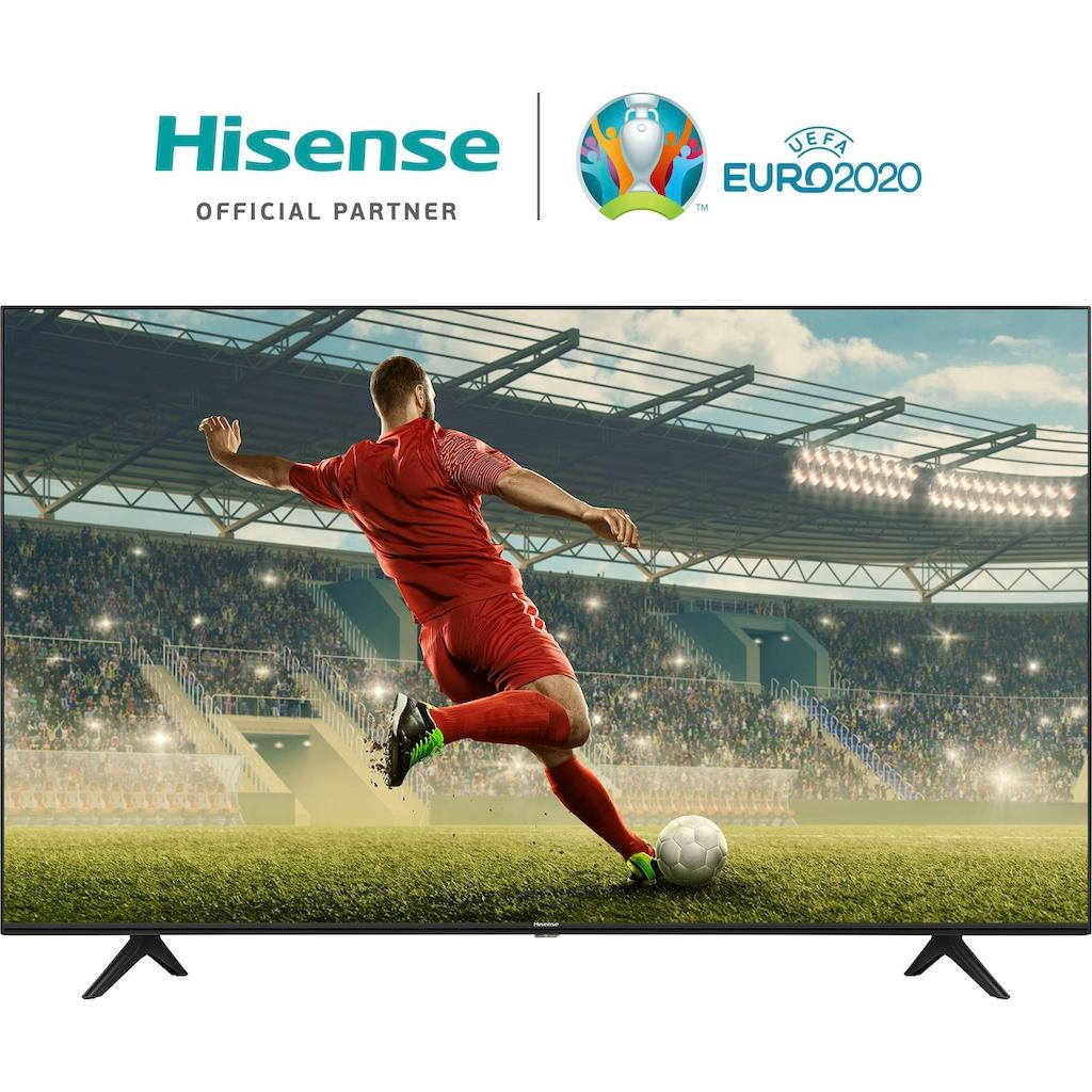 "Hisense LED-Fernseher »58AE7010F«, 146 cm/58 "", 4K Ultra HD, Smart-TV"