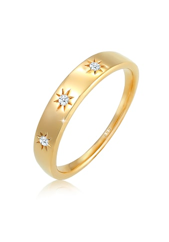 Diamore Verlobungsring »Verlobung Stern Diamant 0.06 ct. 585 Gold« kaufen
